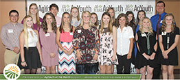 Ag Youths of the Month - Central Texas