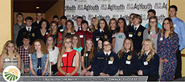 Ag Youths of the Month - Panhandle