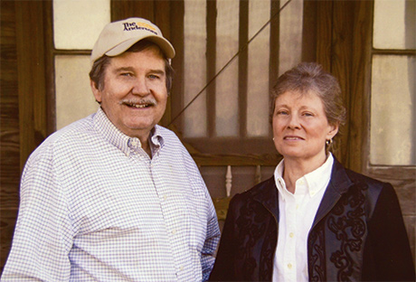 Randy and Susan Humphries