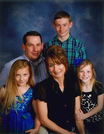 Polk family