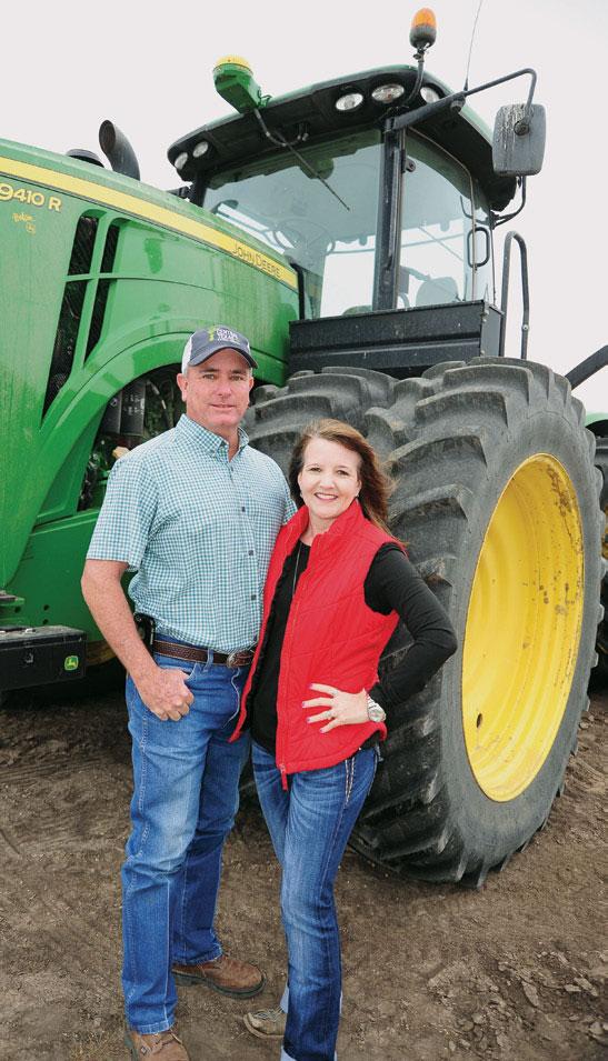 Doug and Tammy Hemphill